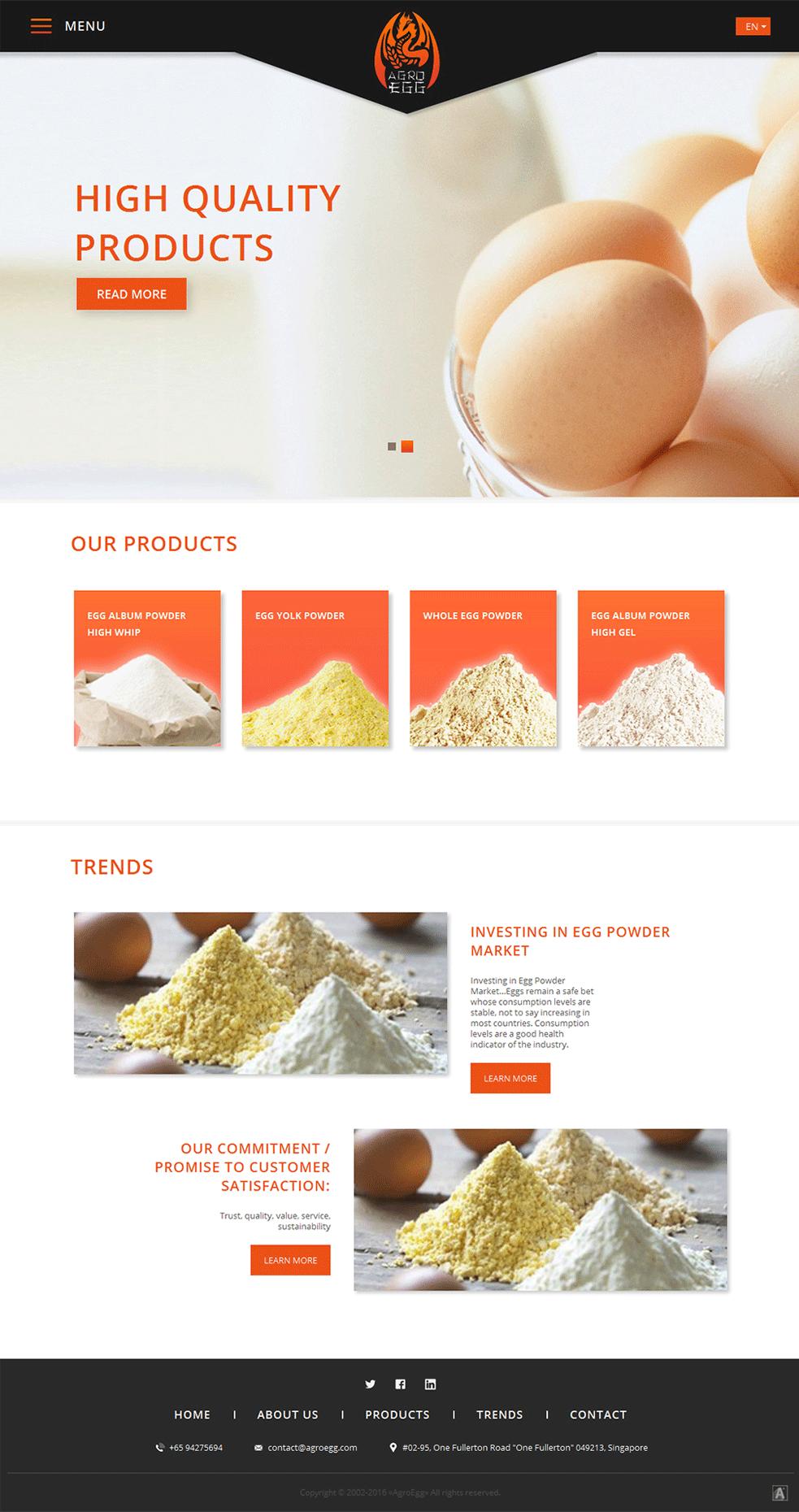 Компания «Agro Egg»