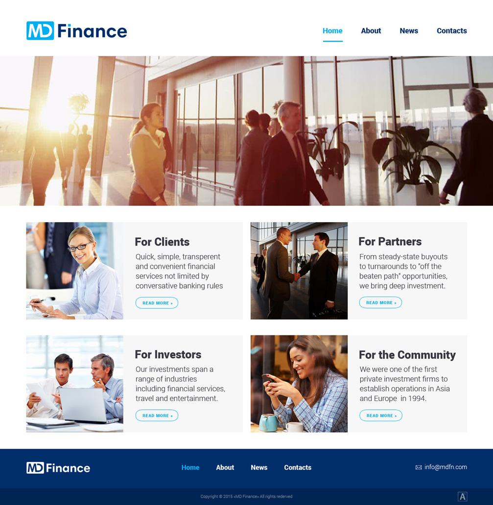 Компания «Finance»