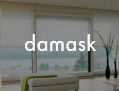 Оконные ролеты «Damask»