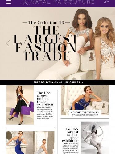 Интернет-магазин «Natali Couture»