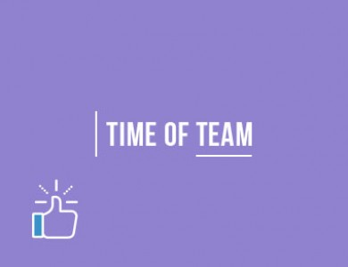 Тимбилдинг «Time of team»