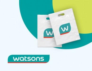 Тендерная площадка «Watsons»