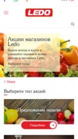 Сеть магазинов «LEDO»