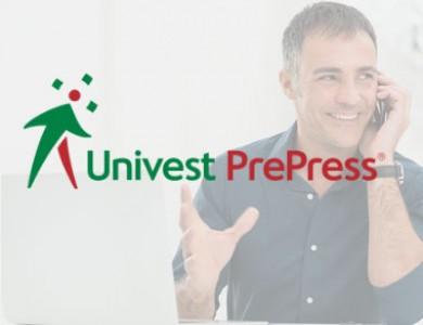 Компания «Univest Prepress»